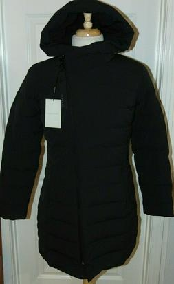 NWT   WOMEN'S  COLE HAAN  GRAND  OS  DOWN  HOODED PARKA/JACK