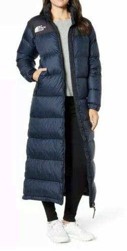 NWT The North Face Women's Nuptse Duster Coat Down Jacket 70