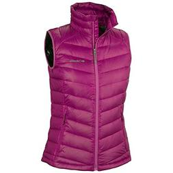 Columbia Women's Platinum 860 TurboDown Vest  Small