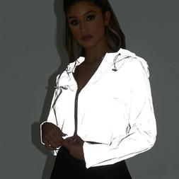 Reflective <font><b>Jacket</b></font> <font><b>Women</b></fo