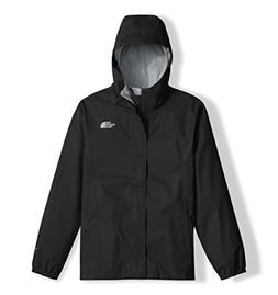 Girl's The North Face Resolve Reflective Waterproof Hooded J