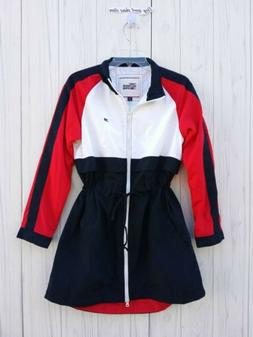 SMALL WOMEN'S Tommy Hilfiger CLASSIC color  long Jacket coat