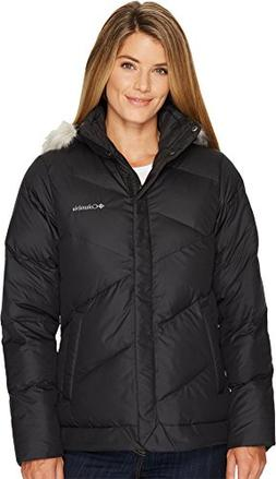 Columbia Women's Snow Eclipse Jacket, Black, S