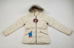 Columbia Sparks Lake Quilted Puffer Jacket Light Bisque Wome