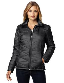 Columbia Women's Mighty Lite III Jacket, X-Large, Black