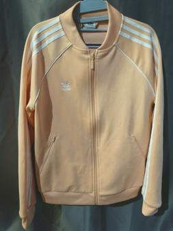 *STAINED* Adidas Originals Women's Super Star Track Jacket,