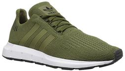 adidas Originals Unisex Swift Running Shoe, Olive Cargo/Carb