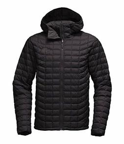The North Face Mens Thermoball Hoodie Black Matte L
