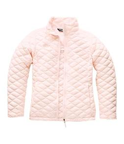 The North Face Women's Thermoball Jacket, Pink Salt, Size