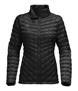 The North Face Women's Thermoball Full Zip Jacket TNF Black