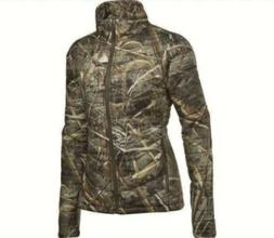 UNDER ARMOUR UA Frost Storm Realtree Max 5 Camo Hunt Puffer