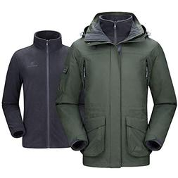 waterproof 1 ski jacket windproof