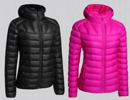 Women Down Coat Winter Thick Hoodie Outerwear Jacket Hooded