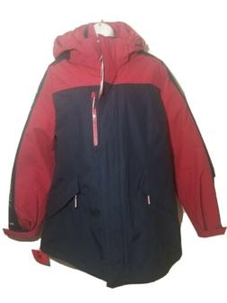 Tommy Hilfiger Women's 3-in-1 All Weather Systems Hood Jacke