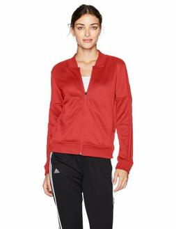 adidas Women's Athletics Tricot Snap Track Jacket