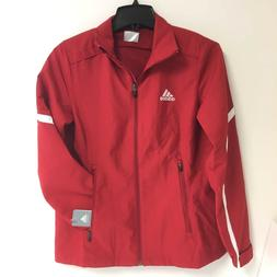 Adidas Women's Cut Track Jacket Team Style Performance Sport