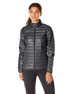 Columbia Women's Flash Forward Down Jacket, Black, X-Large