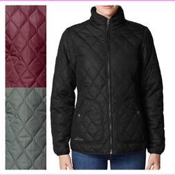 Eddie Bauer Women's Mod Quilt Light Jacket