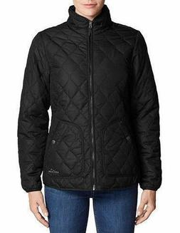 Eddie Bauer Women's MOD Water-Repellent ThermaFill Quilted J