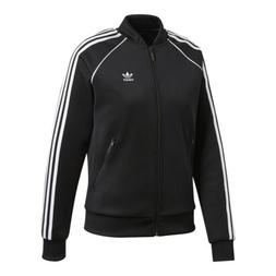 adidas Women's Originals SST Track Jacket: Black/White - CE2