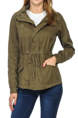 women s premium vintage wash lightweight military