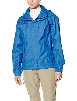 The North Face Women's Resolve Jacket, Clear Lake Patriot Bl