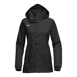 The North Face Women's Resolve Parka - TNF Black & Foil Grey