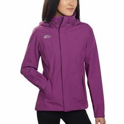 The North Face Women's Sangro Jacket Purple Violet SMALL Wat