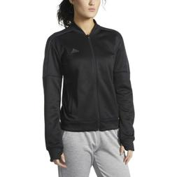 Adidas Women's Team Issue Bomber Jacket Black cf0131