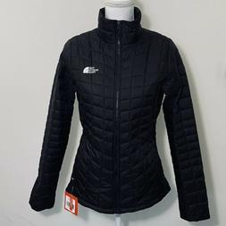 The North Face Women's Thermoball Eco Full Zip Jacket TNF Bl