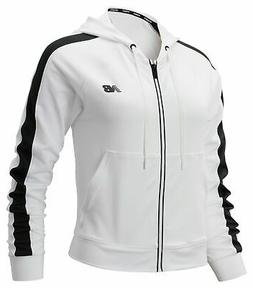 New Balance Women's Transform Jacket White with Black