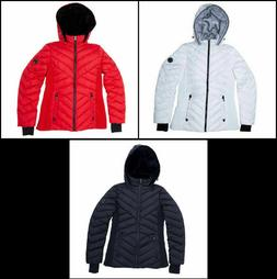 Nautica Women's Water Resistant Puffer Jacket Select size/co