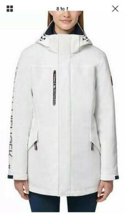 Tommy Hilfiger Women's  winter Basic 3-In-1 Systems Jacket,