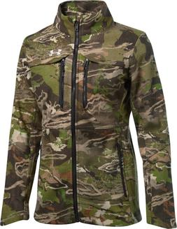 UNDER ARMOUR Women UA Mid Season Bonded Wool Hunting Jacket