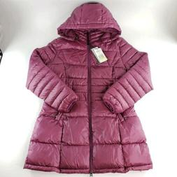 Womens Spire By Galaxy Nippy Silhouette Style Puffer Jacket