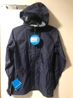 Columbia Womens Rain To Fame Water Resistant Lightweight Jac