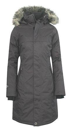 WOMENS S M L Columbia FLURRY RUN DOWN LONG INSULATED WARM WI