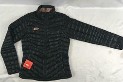 The North Face Womens Thermoball Full Zip Jacket TNF Black R