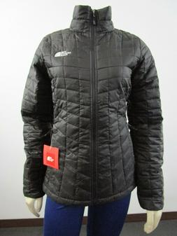 Womens TNF The North Face Thermoball FZ ECO Puffer Insulated