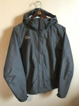 Womens XS North Face TNF Venture Waterproof Dryvent Hooded R